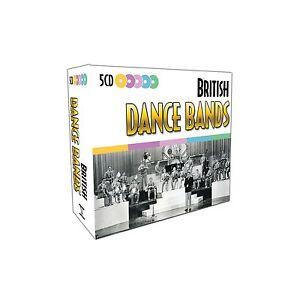 British-Dance-Bands-5-CD-BOXSET-BRAND-NEW-SEALED