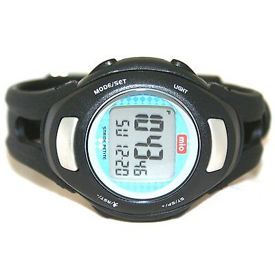 Mio Stride Petite Ecg Accurate Heart Rate Watch W/ Pedometer Functionality