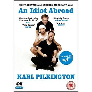 Karl Pilkington Dvd