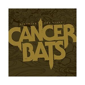 CANCER-BATS-Birthing-The-Giant-Vinyl-LP-NEW-In-Poly-Sleeve