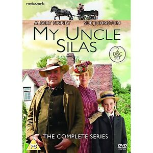 My Uncle Silas: The Complete Series - DVD NEW & SEALED (2 Disks) Albert Finney