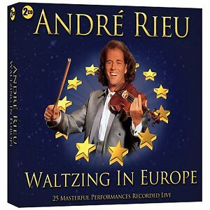 Andre-Rieu-Waltzing-in-Europe-2-CD-SET-BRAND-NEW-SEALED