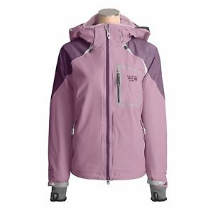 MOUNTAIN HARDWEAR FANSIPAN SKI JACKET NWT WOMENS SM $280