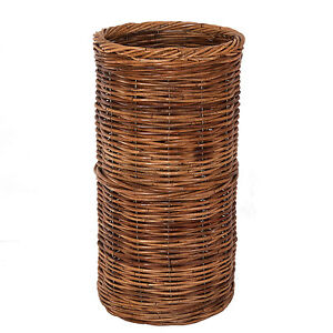 Rattan Wicker Umbrella Basket/Stand