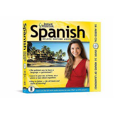 Topics Entertainment 17 Cd Learn To Speak Spanish Languag...