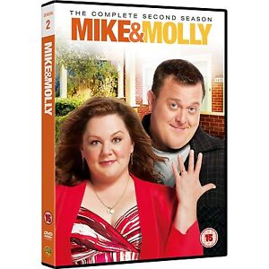 Mike And Molly : Season 2 - Billy Gardell, Melissa McCarthy - New DVD