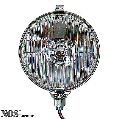 Lucas SFT576 Fluted Clear Fog Lamp NEW with Bulb - SALE