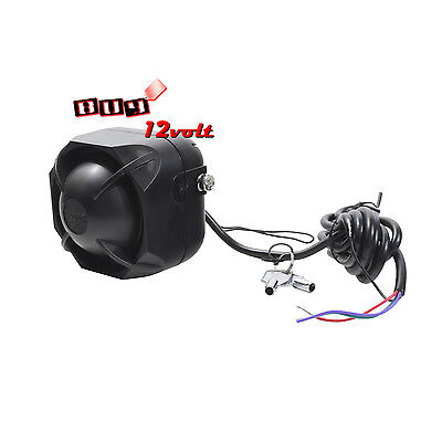 Directed DEI 515R Siren with Backup Battery