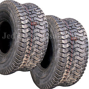 2 23 Riding Lawn Mower Garden Tractor Turf Tires 4ply