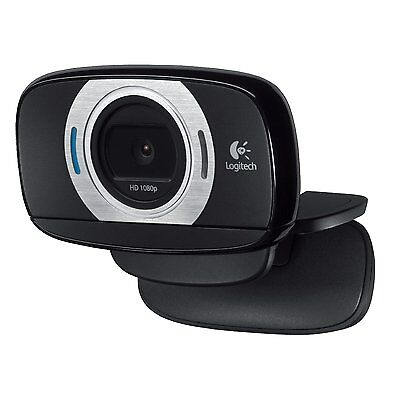 Logitech HD Webcam C615 1080P Video, 8Mp snapshots, auto focus, for PC and Mac on Rummage