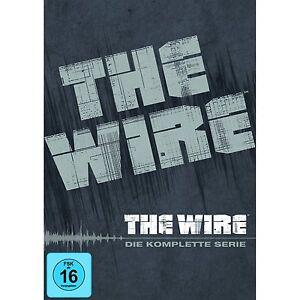 The Wire Staffel 1-5 - Komplettbox - komplette Serie - BOX - DVD - NEU&OVP