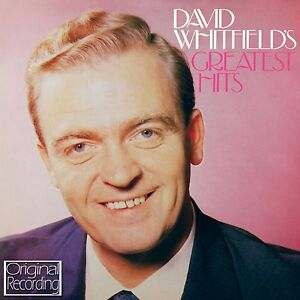 David Whitfield's Greatest Hits CD