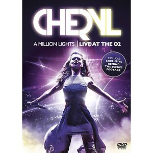 Cheryl Cole - A Million Lights - Live at The 02 - Brand New DVD