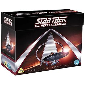 Star Trek: The Next Generation Complete Series R4 DVD Box Set BRAND NEW