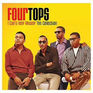 FOUR TOPS ( NEW SEALED CD ) THE VERY BEST OF / GREATEST HITS COLLECTION / 4 TOPS
