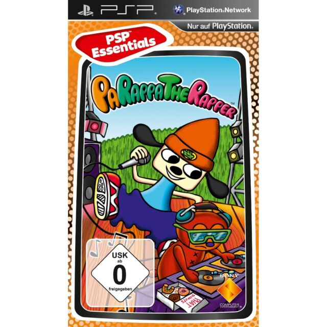 Parappa the Rapper ( Sony PSP Essentials ) NEU & Sofort