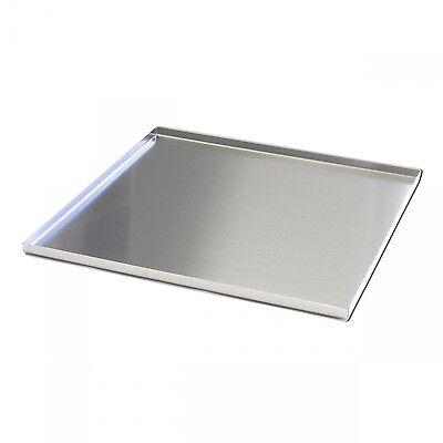 10486 mono Edelstahl Tablett, 31 x 31 cm