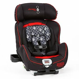 first years true fit recline convertible car seat c650 in minnie mouse ebay. Black Bedroom Furniture Sets. Home Design Ideas