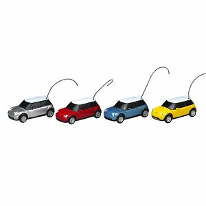 Excalibur-Micro-Zoomers-1-58-Full-Function-Remote-Control-Mini-Cooper-Yellow