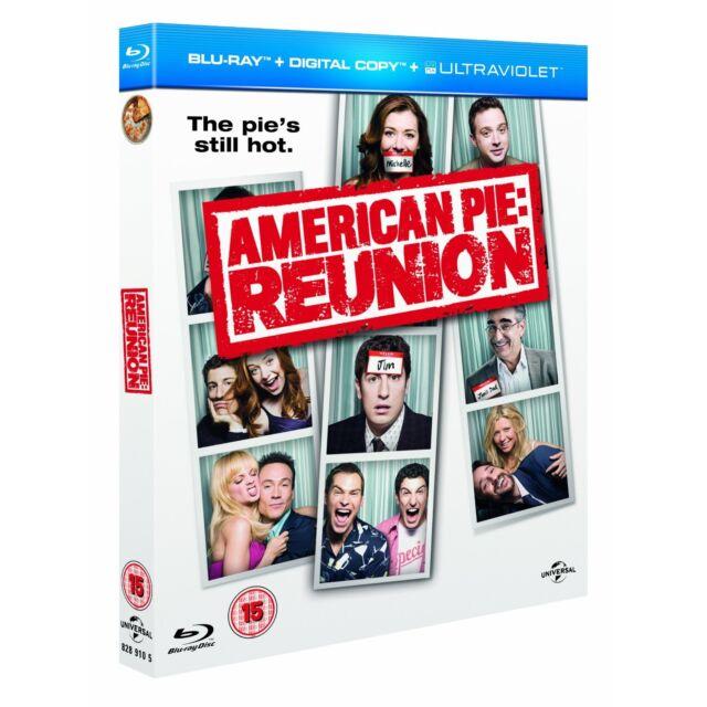 AMERICAN PIE REUNION Blu-ray New SEALED