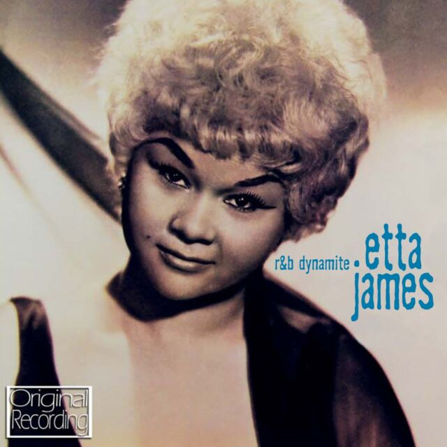 Etta James - R&B Dynamite CD