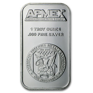 1-oz-APMEX-Silver-Bar