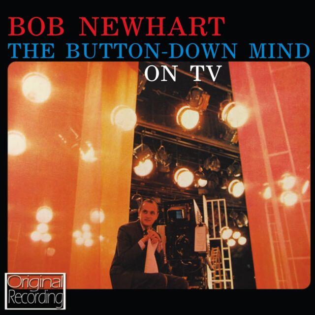 Bob Newhart - The Button Down Mind On TV CD