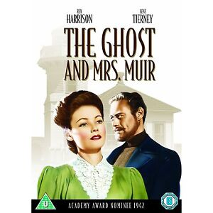 The Ghost And Mrs Muir - DVD - BRAND NEW SEALED