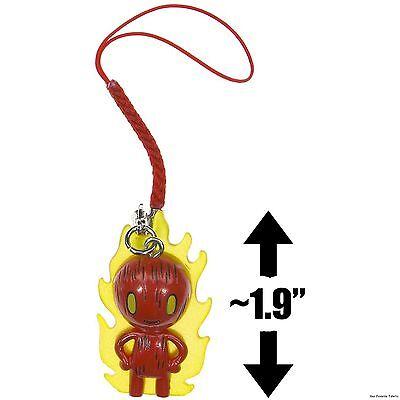 Tokidoki Marvel Frenzies Human Torch Clip On Single Figure Brand on Sale