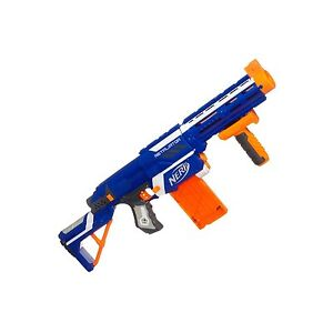 Nerf RETALIATOR Blaster N STRIKE ELITE Darts INTERCHANGEABLE 4 In 1~ USA Version