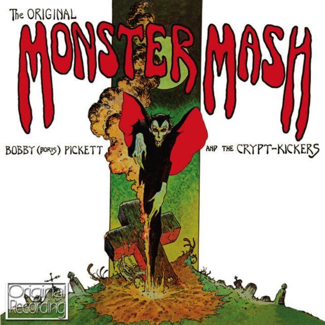 Bobby 'Boris' Pickett & The Crypt-Kickers - The Original Monster Mash CD