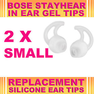 2x-Silicone-Replacement-Small-Ear-Gel-Tips-for-Bose-StayHear-Earphone-Headphone