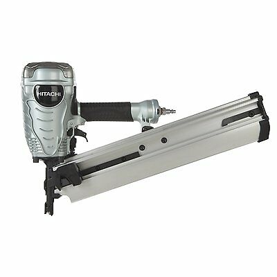 Hitachi Framing nailer nail gun round head ...