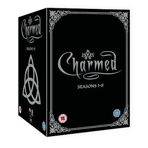 CHARMED Complete Series/Season 1,2,3,4,5,6,7,8 SEALED/NEW dvds box set
