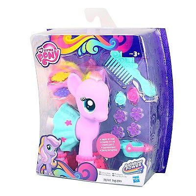 My little Pony A9880 Fashion Style Regenbogen Modepony DAISY DREAMS mit Zubehör ()