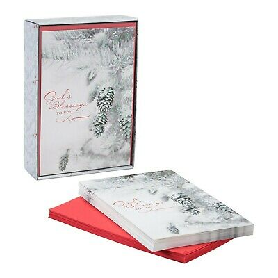 Christmas Boxed Cards - God
