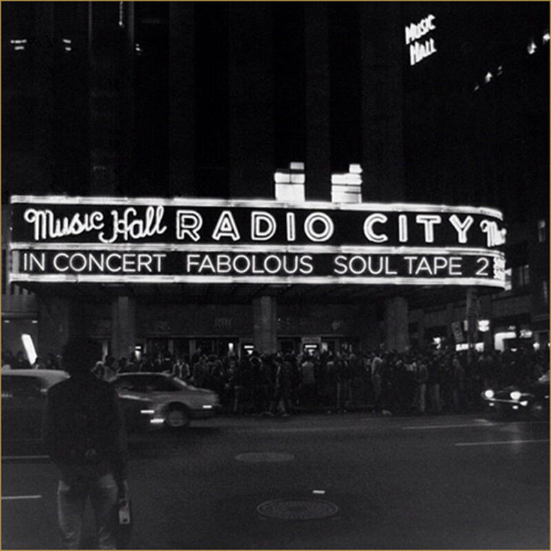 Fabolous - The Soul Tape 2 [official Mix Cd]