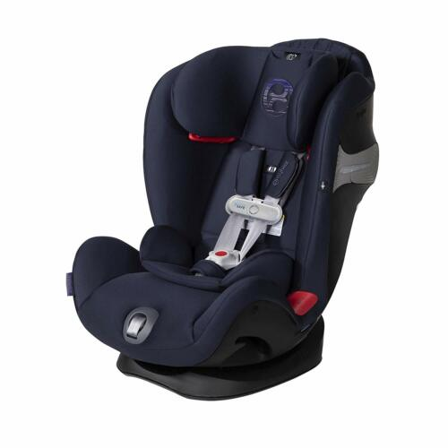 Cybex Eternis S Sensorsafe Convertible Car Seat Denim Blue New!
