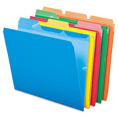 Pendaflex Ready-tab File Folders 13 Cut Top Tab Letter Assorted Colors 50pack
