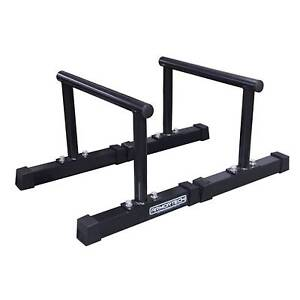 ARMORTECH PARALLETTES / PARALLEL BARS Canning Vale Canning Area Preview