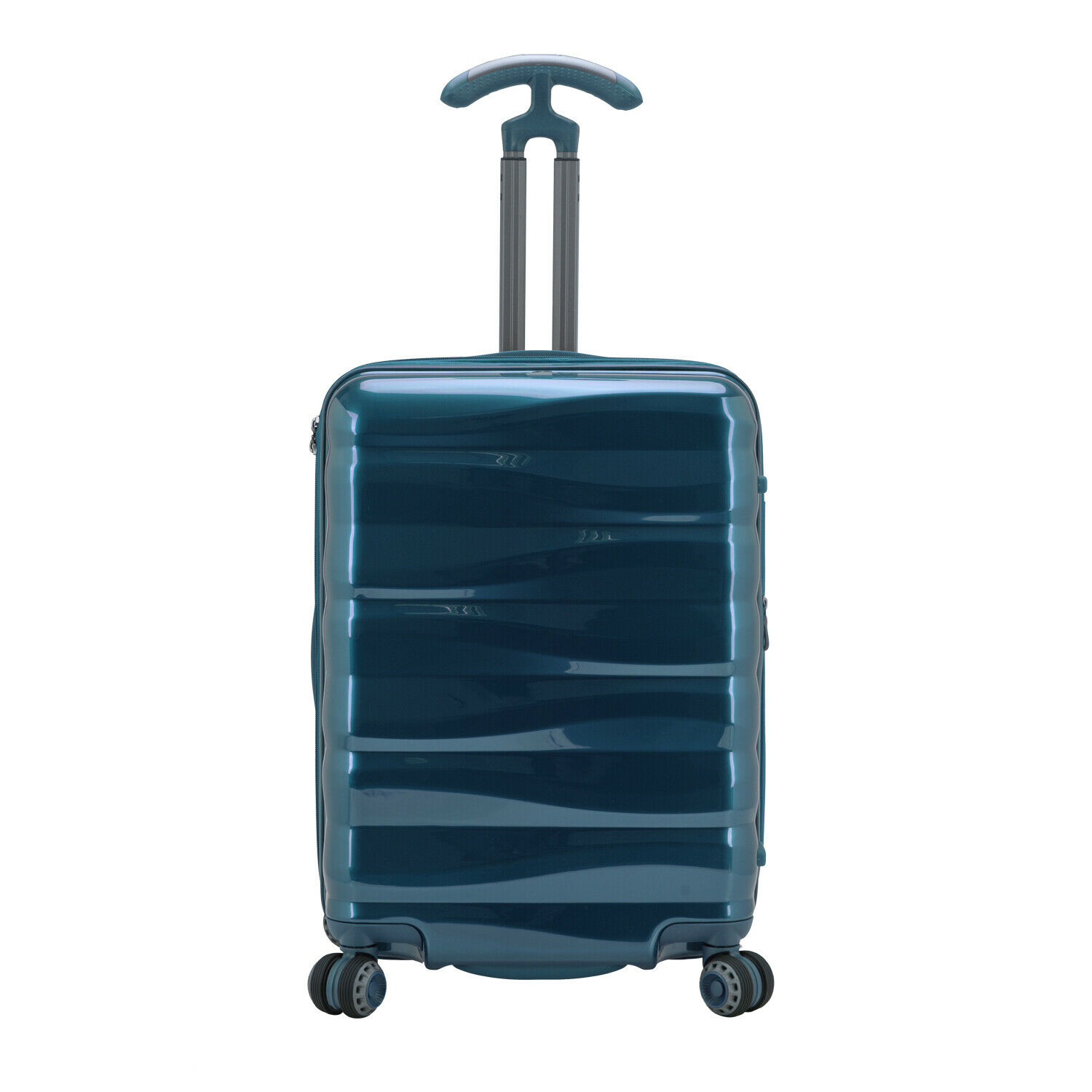"Edinburgh 22"" Carry-on Anti-Theft Polycarbonate Expandable S"