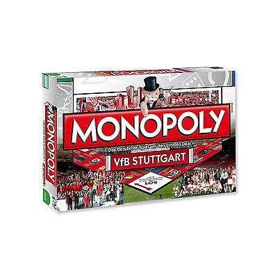 VfB Stuttgart Monopoly Spiel 15094