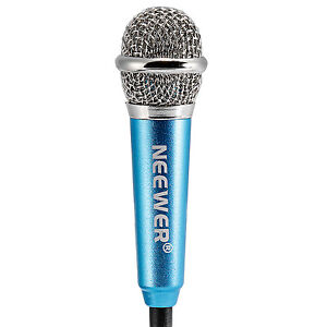 Neewer Mini Condenser Microphone for IOS / Android / Windows Intelligent Devices