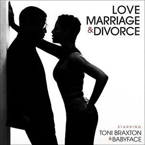 Toni Braxton & Babyface - Love, Marriage & Divorce 2014 CD New Sealed
