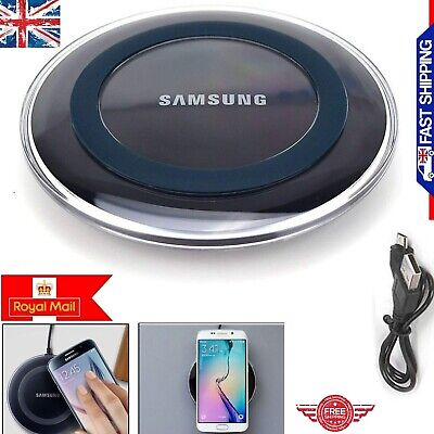 Samsung Wireless Genuine Fast QI Charger Charging Station Galaxy S10 S9 S8 PLUS
