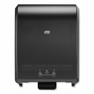Tork Mech Hand Towel Roll Dispenser 12.32 X 9.32 X 15.95 H80 System Black 772828