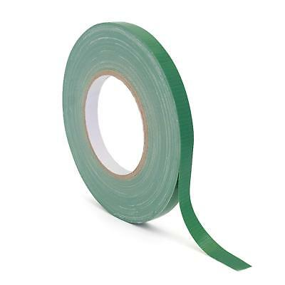 Floral Adhesive (Floral Tape Green, Flower Wrap Adhesive Waterproof Tape for Bouquets by)
