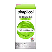 Simplicol Tessuto Vernice Intensivo All 1 Primavera Verde Incl. -  - ebay.it