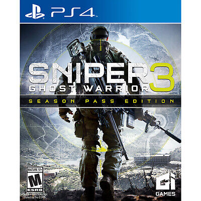 Sniper: Ghost Warrior 3 PS4 [Factory Refurbished]