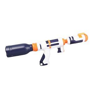 NERF 33596 Super Soaker BOTTLE BLITZ Wasserpistole Wassergewehr für PET-Flaschen